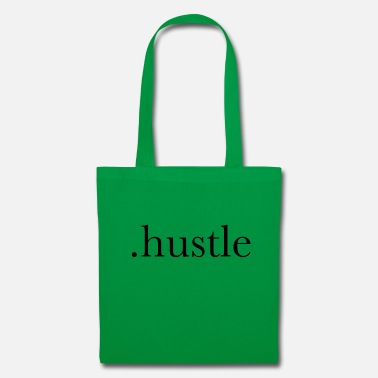 Hustle .hustle - Tote Bag