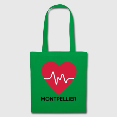 heart Montpellier - Tote Bag