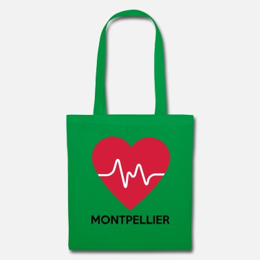 Montpellier heart Montpellier - Tote Bag
