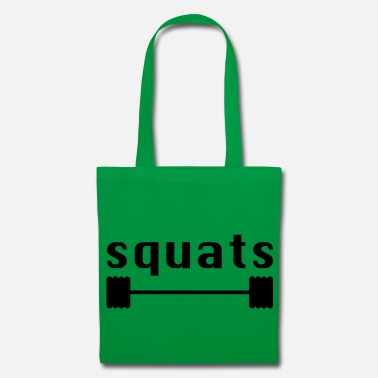 Squat squats - Tote Bag