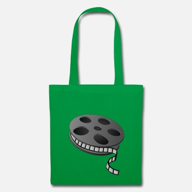 Film Cinema film reel - Tote Bag