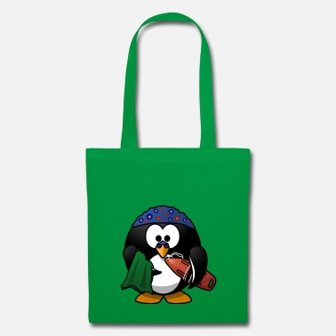 Baywatch tux - Tote Bag