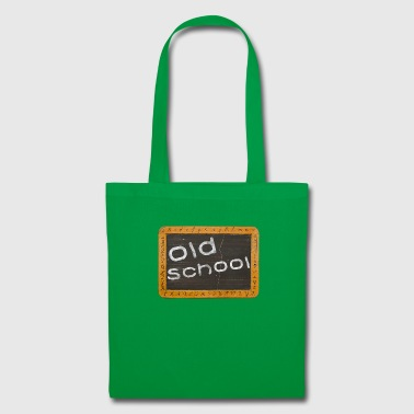 old school - Tote Bag