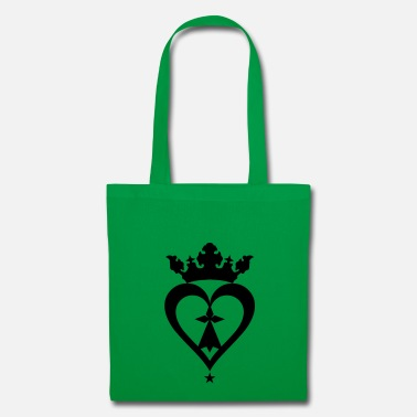 Mark Something Breton breizh hearts mark 610 - Tote Bag