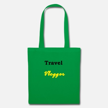 Vlog Travel Vlogger - Tote Bag