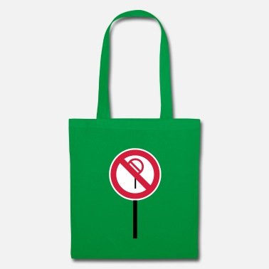Prohibition Sign Prohibitions prohibited - Tote Bag