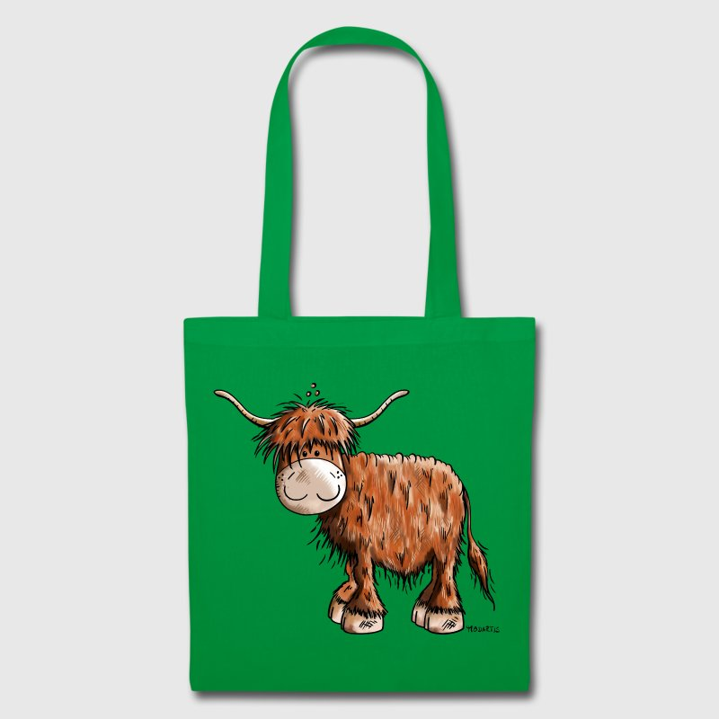 Highland Cattle - Tote Bag