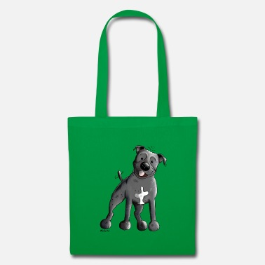 Bull Terrier Staffordshire Bull Terrier - Tote Bag
