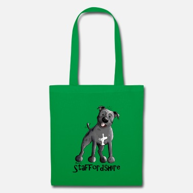 Staff Drôle Staffordshire Bull Terrier - Tote Bag