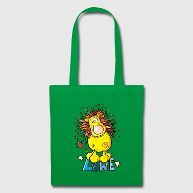 Signe astrologique Lion - Tote Bag