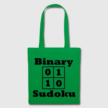 Binary Sudoku - Tote Bag