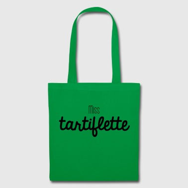 Miss tartiflette - Tote Bag