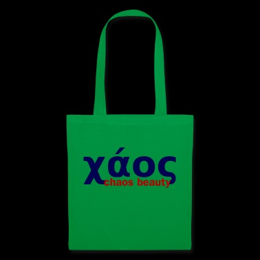 chaos in greek limited - Tote Bag
