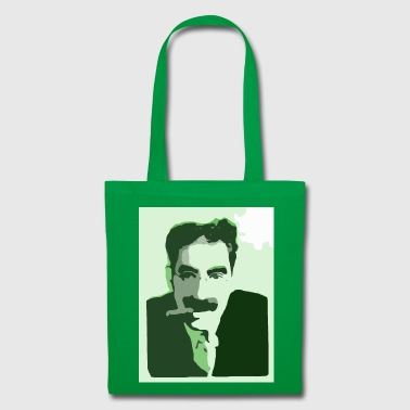 Groucho Marx Green - Tote Bag