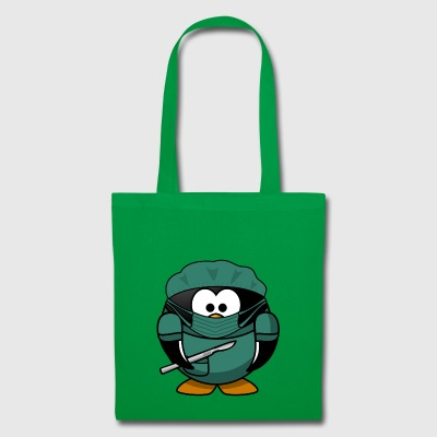 chirurgien Penguin - Tote Bag