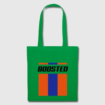 Boosted stripes - Tote Bag