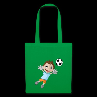 Petit gardien de but - Tote Bag