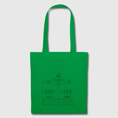 miracle du visage Halloween - Tote Bag