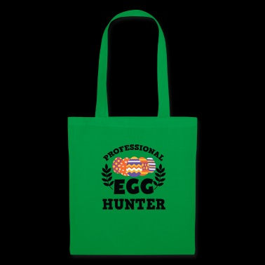 Fantastica T-Shirt Egg Hunter professionale - Borsa di stoffa