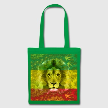 Rasta Lion - Tote Bag