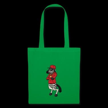 Hip Hop Zebra - Tote Bag