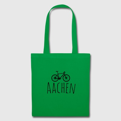 Bicycle Aachen - Tote Bag