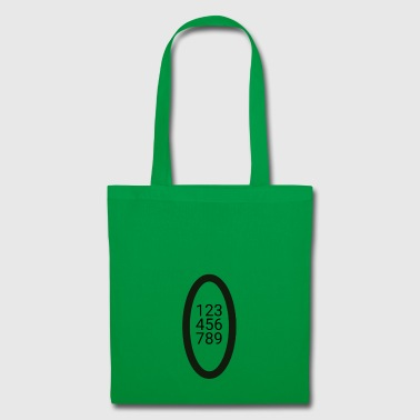 numbers - Tote Bag