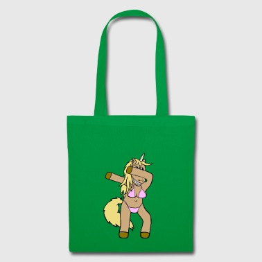tamponnant Unicorn - Tote Bag