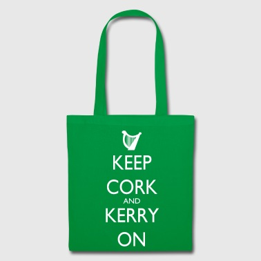 Keep Cork And Kerry On - Tote Bag