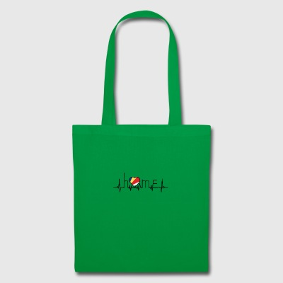 i love home Seychelles - Tote Bag