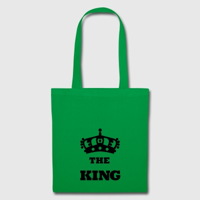 THE_KING - Tote Bag