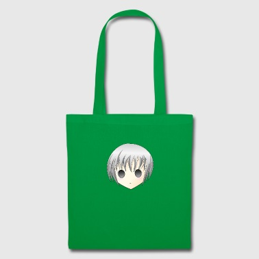 visage sans expression - Tote Bag