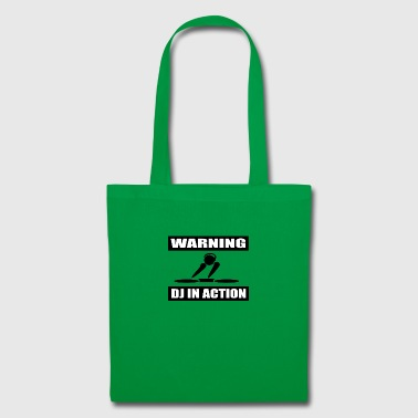 DJ ACTION - Tote Bag