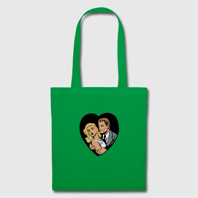 Pair Pop Art - Tote Bag