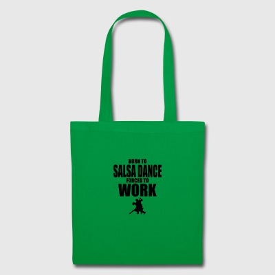 Salsa dancing - Tote Bag