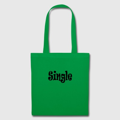Single Black - Tas van stof