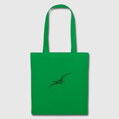 flight dinosaurs - Tote Bag