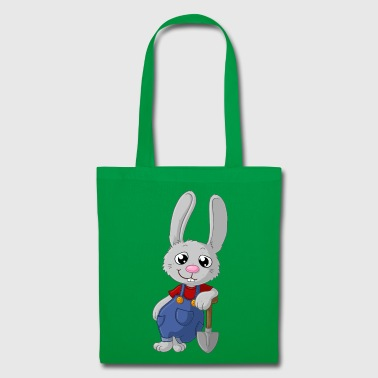 lapin comique Assidu - Tote Bag