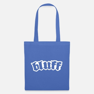 Bluff bluff poker - Tote Bag