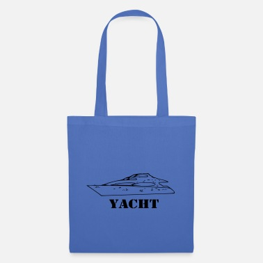 Yacht yacht - Tote Bag