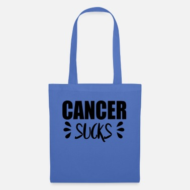 Cancer Sucks cancer sucks - Tote Bag