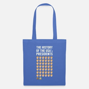 Us President History of the US Presidents US Presidents - Tote Bag
