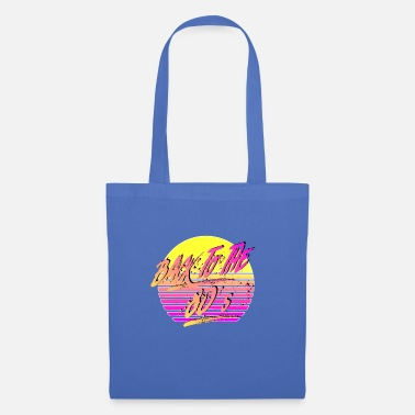 Back To The 80's - Tote Bag