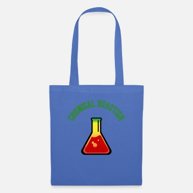 Chemical Chemical Reaction, Chemical Reaction - Tote Bag