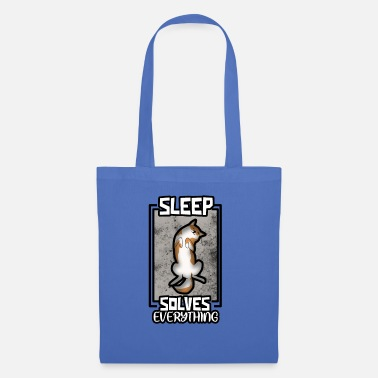 Sleeping Sleep, sleep, sleep - Tote Bag