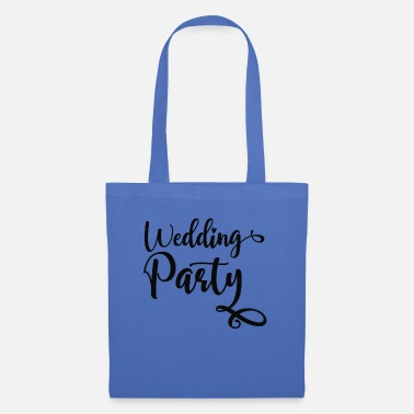 Wedding Party Wedding party - Tote Bag