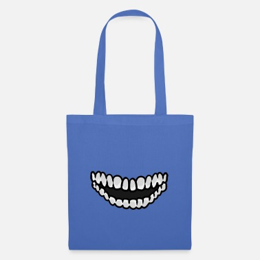 Surgical Mask Surgical mask corona infection dentition teeth - Tote Bag