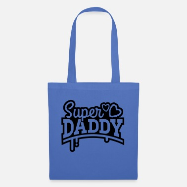 Super Dad super_daddy_2_f1 - Tote Bag
