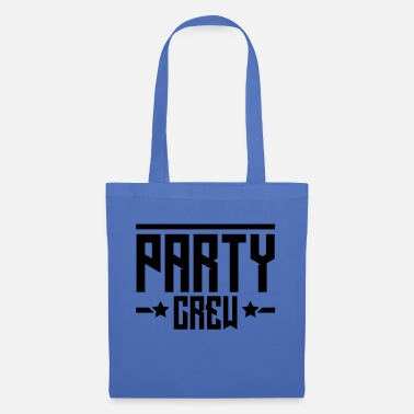 Troops party crew design - Tote Bag