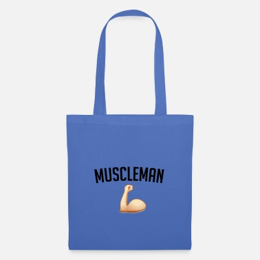 Muscleman Muscleman gift - Tote Bag